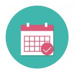 an illustration of a calendar