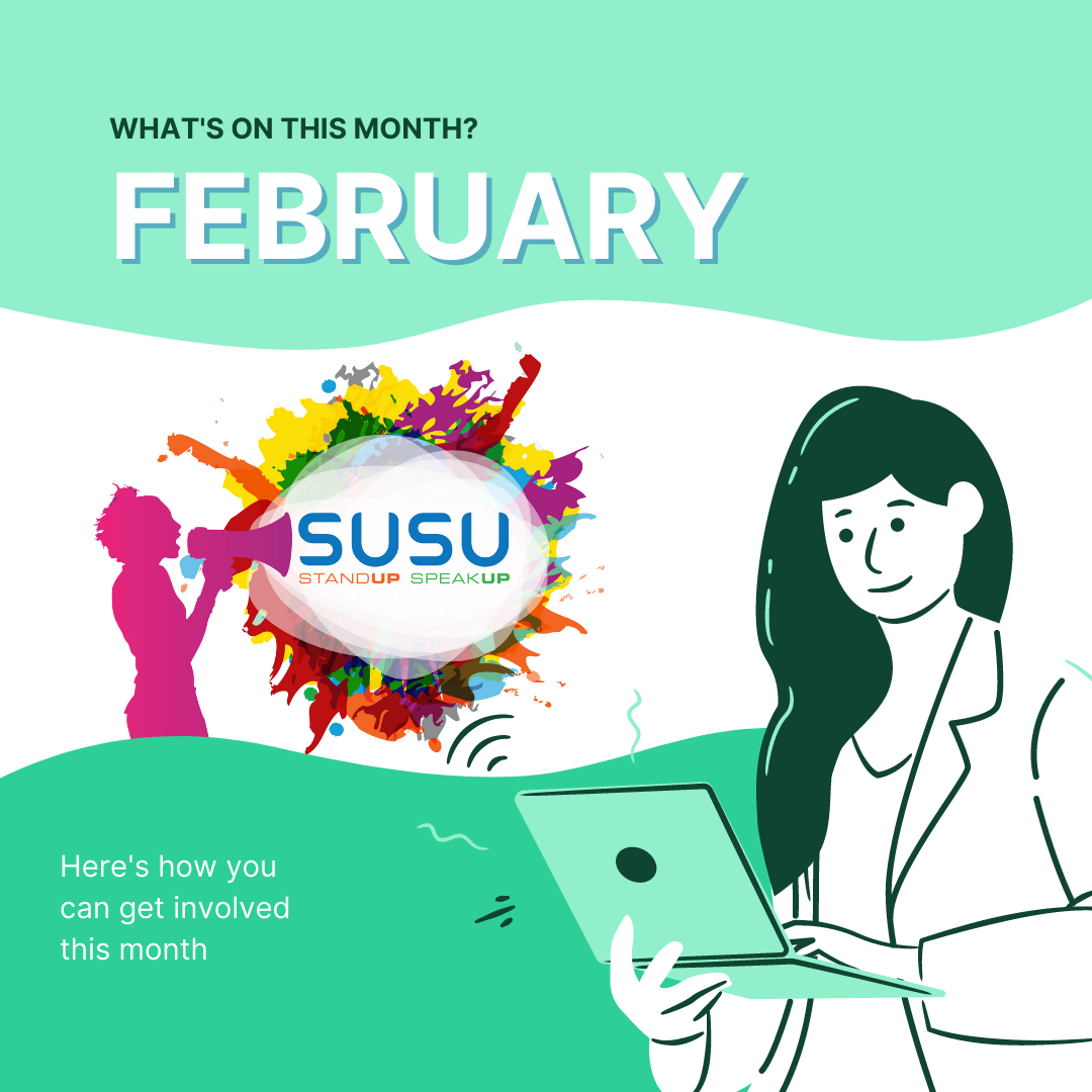 What's on in February?