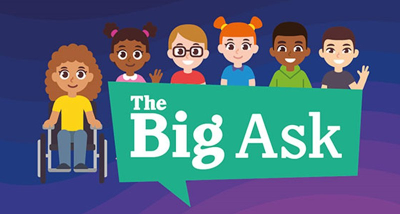 The Big Ask: national consultation with children