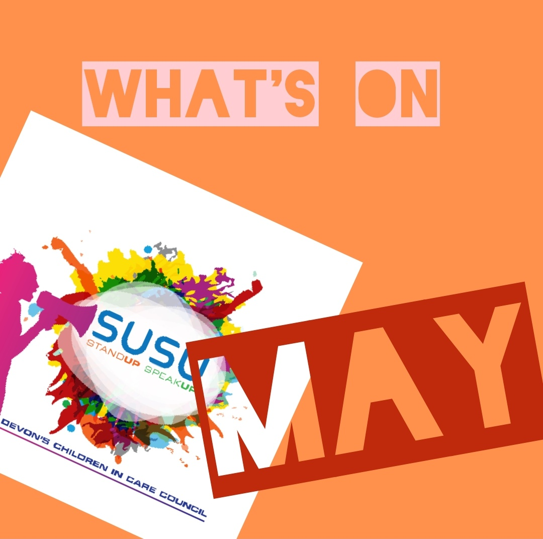 What's on in May?