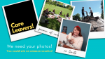 a selection of Polaroid images showing SUSU meet ups
